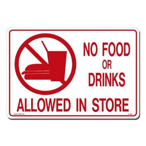 Madu Diet By C R P Shop lynch sign 14 in x 10 in on white plastic no food