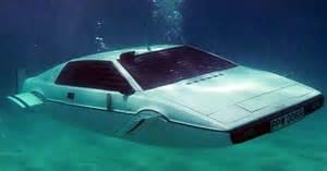 Bond Lotus Esprit Bond S Lotus Esprit Submersible Car For Sale Cool