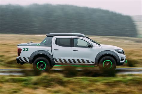 nissan navara nissan navara enguard concept is the rescue