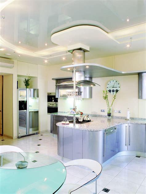 designer home decor дизайн потолков на кухне