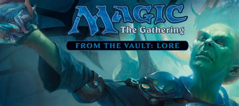 Mtg From The Vault Lore from the vault lore stronghold