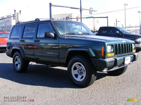 1999 Jeep Sport Transmission 1999 Jeep Sport 4x4 In Forest Green Pearl Photo