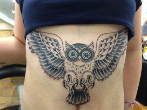 owl tattoo stomach 30 best tattoos of the week june 11th to june 18th 2012