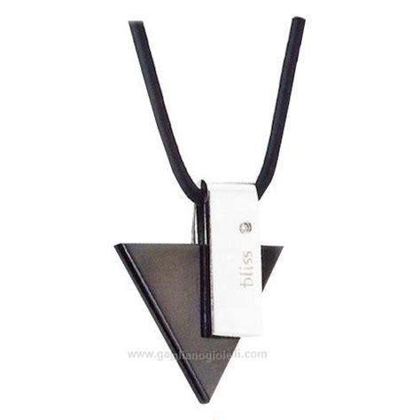 collana vasco collana bliss vasco k13416 acciaio diamanti unisex