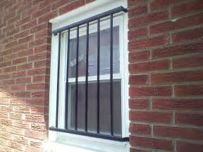 1000 ideas about window bars on window