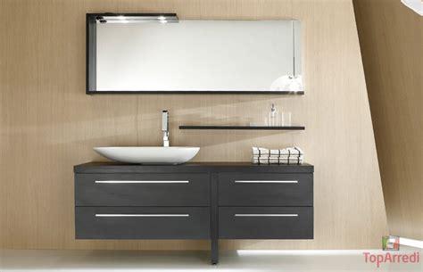 mobili con lavabo bagno bagno moderno in appoggio esse