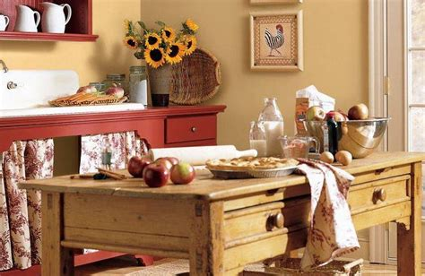 country kitchen paint color ideas kitchen island for the home