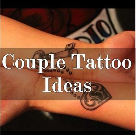 tattoo for a couple 50 matching ideas ideas