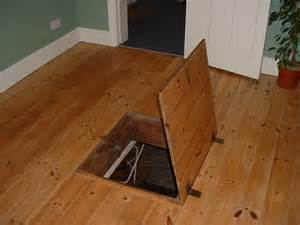 stay away from that trapdoor cos there s something