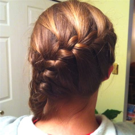 braid across side of head 17 best images about hair on pinterest french braids