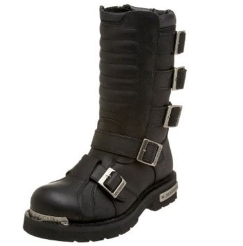 Find The Best Motorcycle Boots For Men Featuredcontentonline