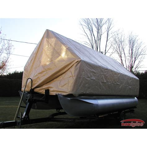 24 ft pontoon boat cover cover for pontoon 23 24 ft with tarp 19x39