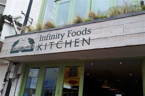 infinity food food review infinity foods kitchen vegetarian cafe