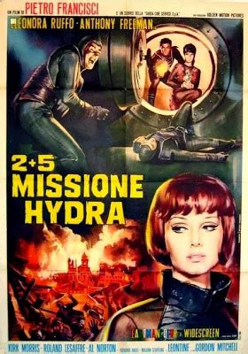 Ronald S S 01 Gianni Paolo 2 5 missione hydra 1966