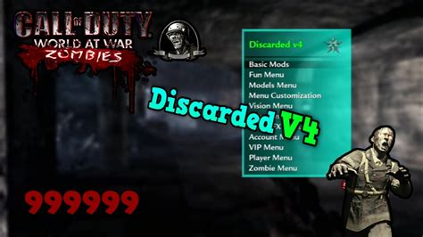 how to install cod patches mod menus using multiman tutorial cod waw discarded v4 zombie menu w download ps3 patch ps3