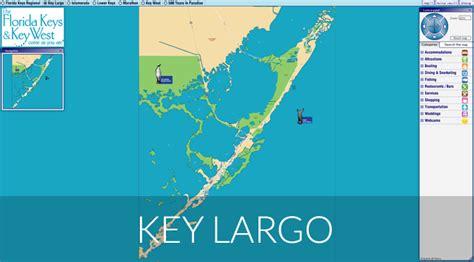 where is key largo florida map map of key largo kelloggrealtyinc