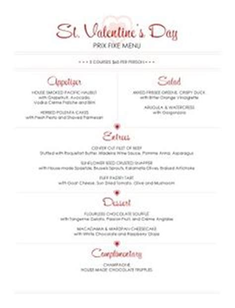 prix fixe menu template check out our s menu at four seasons hotel new york fsdatenight all about the