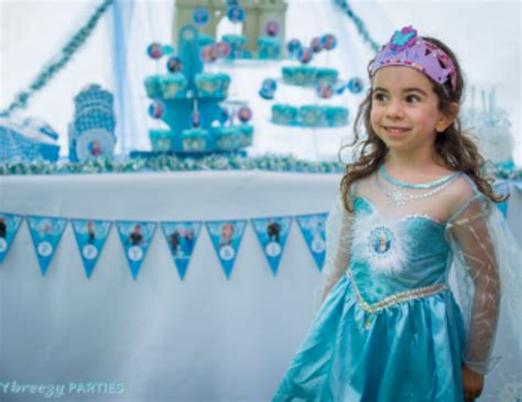 frozen themed party kelso disney s frozen birthday quot isabella s frozen themed