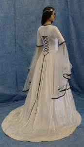 Medieval Wedding Dresses Medieval Wedding Handfasting Dress Renaissance By Camelotcostumes