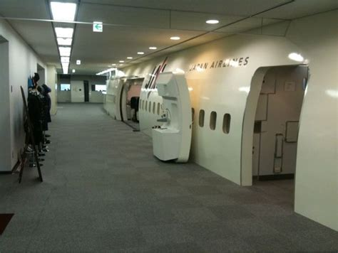 Japan Airlines Cabin by File Japan Airlines Cabin Attentdants Facility