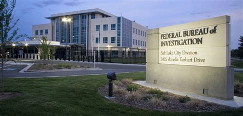 federal bureau of investigation s salt lake field office
