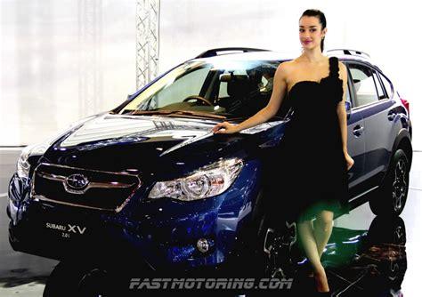 subaru indonesia subaru compact suv malaysia fastmotoring