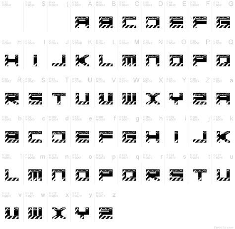 basica industrial font