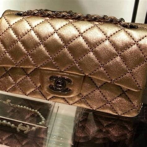 226 Import Bag metallic bronze handbags handbags 2018