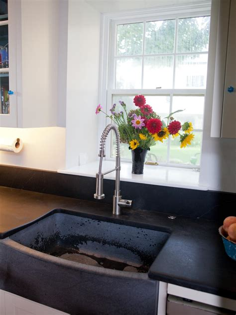 soapstone kitchen countertops granite quartz and soapstone countertops hgtv