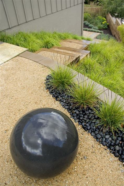 what type of black landscaping rocks are these