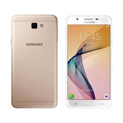Harga Samsung J5 Gold samsung galaxy j5 prime smartphone gold 16gb2gb garansi