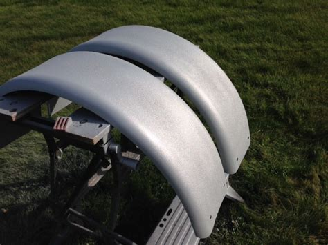 boat trailer fenders galvanized trailer love how to fix it up right boats