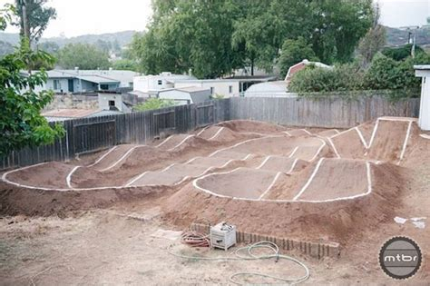 backyard bmx track design 18 best images about back yard pump tracks on pinterest