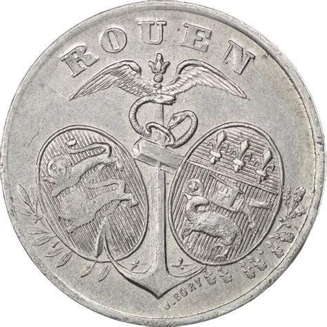 Chambre Du Commerce Rouen by 85907 Rouen Chambre De Commerce 5 Centimes 1918 Elie