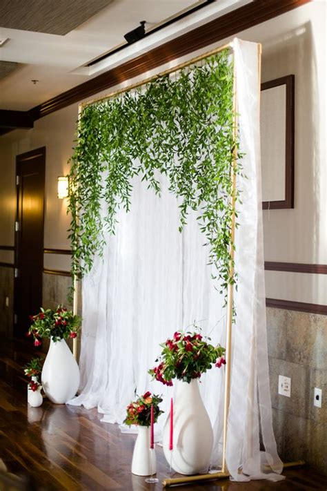 decorating photos 31 best wedding wall decoration ideas wedding wall