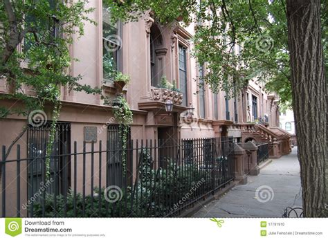 brownstone homes heights new york city