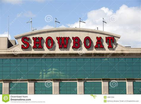 showboat atlantic city new jersey the showboat casino in atlantic city new jersey editorial