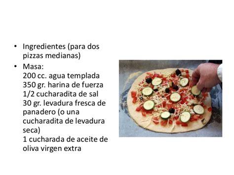 como se cocina la pizza c 243 mo hacer una pizza casera