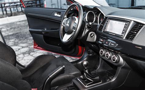 mitsubishi evo gsr interior 2014 lancer evolution interior html autos weblog