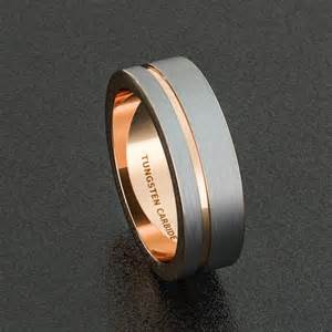 mens wedding band tungsten rings wedding bands and wedding bands on
