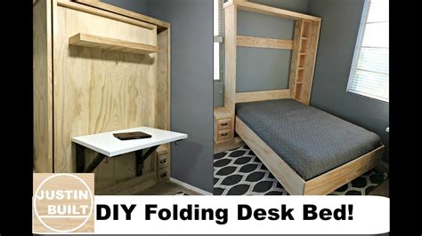 diy murphy bed with desk desk bed city line zoomdesk zoomroom murphy bed desk