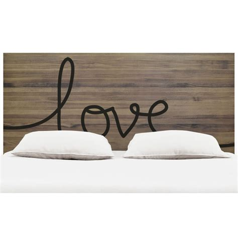 cabecero madera cabecero para dormitorio love en madera de pino gallego