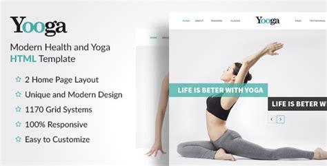 themeforest yoga themeforest yooga modern health and yoga html template
