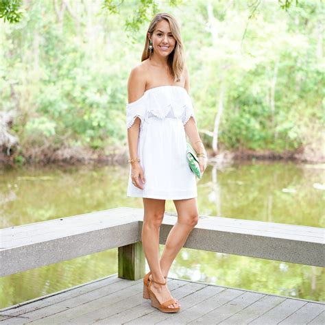 White Wedges Dress today s everyday fashion breezy dress and wedges j s