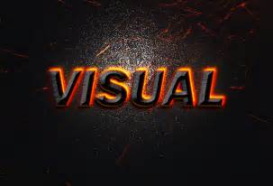 photoshop effects templates visual text effect psd graphicsfuel
