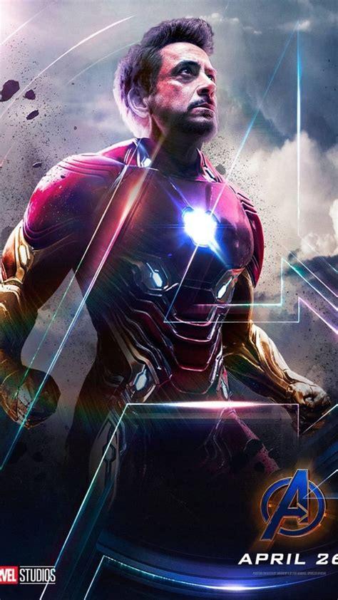 avengers endgame iron man superheroes welt