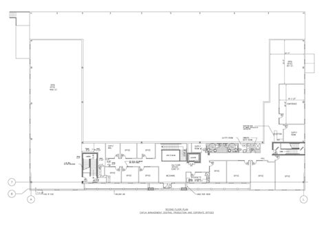 plan layout production management james d smith architectindustrial james d smith