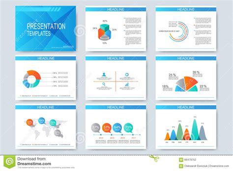 modern template report design table graph set of vector templates for multipurpose presentation