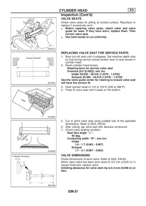 nissan qd32 wiring diagram wiring diagram manual
