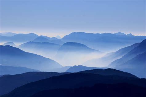 picallscom mountains  dawn  luca zanon